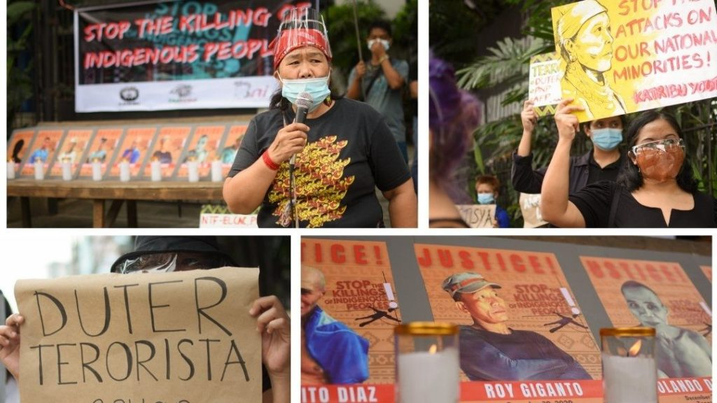 Indigenous Peoples in Philippines Panay Massacre
