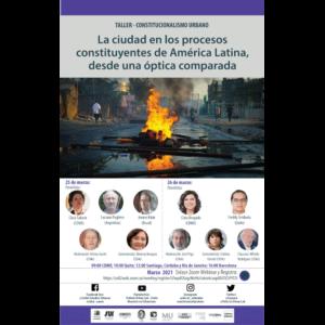 La ciudad en los procesos constituytentes de América Latina