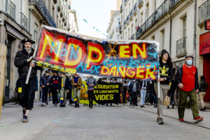 Nantes Housing Action Day