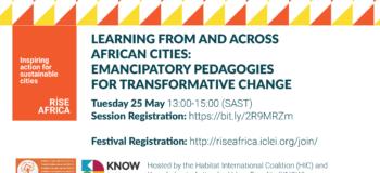 Rise Africa Event