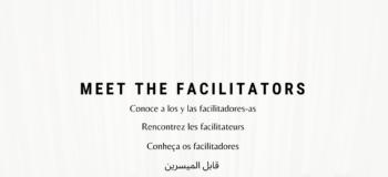 Co-learning spaces facilitators